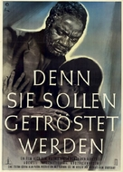 Cry, the Beloved Country - German Movie Poster (xs thumbnail)