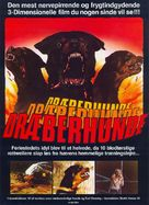 Dogs of Hell - Danish Movie Poster (xs thumbnail)