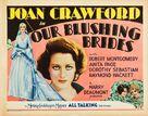 Our Blushing Brides - Movie Poster (xs thumbnail)
