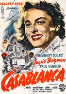 Casablanca - German Movie Poster (xs thumbnail)