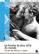 The Richest Girl in the World - French DVD cover (xs thumbnail)