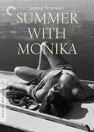 Sommaren med Monika - DVD cover (xs thumbnail)