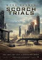 Maze Runner: The Scorch Trials - Dutch Movie Poster (xs thumbnail)
