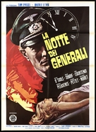 The Night of the Generals - Italian Movie Poster (xs thumbnail)