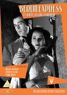 Berlin Express - British DVD movie cover (xs thumbnail)