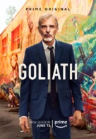 """""""Goliath"""" - Movie Poster (xs thumbnail)"""