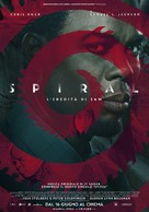 Spiral: From the Book of Saw - Italian Movie Poster (xs thumbnail)