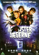 Monsterjægerne - Danish Movie Cover (xs thumbnail)