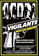 Vigilante - French Movie Poster (xs thumbnail)