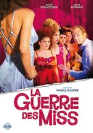 La guerre des miss - French DVD cover (xs thumbnail)