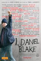 I, Daniel Blake - Australian Movie Poster (xs thumbnail)