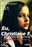 Christiane F. - Brazilian DVD cover (xs thumbnail)