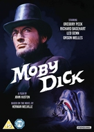 Moby Dick - British DVD movie cover (xs thumbnail)