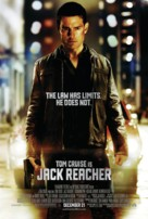 Jack Reacher - Movie Poster (xs thumbnail)
