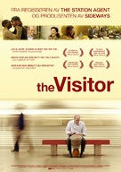 The Visitor - Norwegian Movie Poster (xs thumbnail)