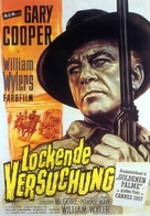 Friendly Persuasion - German Movie Poster (xs thumbnail)