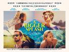 A Bigger Splash - British Movie Poster (xs thumbnail)