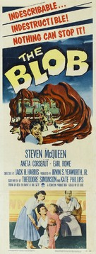 The Blob - Movie Poster (xs thumbnail)