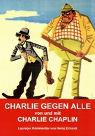 His New Job - German Movie Poster (xs thumbnail)