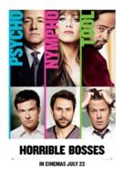 Horrible Bosses - British Movie Poster (xs thumbnail)