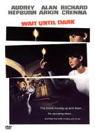 Wait Until Dark - DVD movie cover (xs thumbnail)