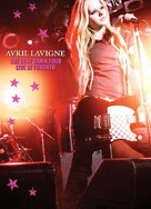 Avril Lavigne: The Best Damn Tour - Live in Toronto - DVD cover (xs thumbnail)