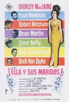 What a Way to Go! - Spanish Movie Poster (xs thumbnail)