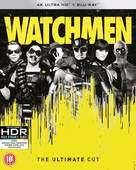 Watchmen - British Movie Cover (xs thumbnail)
