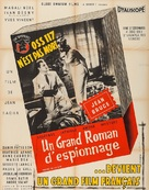 O.S.S. 117 n'est pas mort - French Movie Poster (xs thumbnail)
