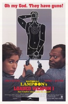 Loaded Weapon - Canadian Movie Poster (xs thumbnail)