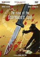 La coda dello scorpione - DVD cover (xs thumbnail)