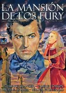 Blanche Fury - Spanish DVD cover (xs thumbnail)