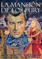 Blanche Fury - Spanish DVD movie cover (xs thumbnail)