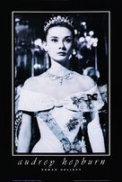 Roman Holiday - DVD cover (xs thumbnail)