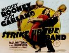 Strike Up the Band - British Movie Poster (xs thumbnail)