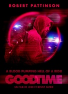 Good Time - French Movie Cover (xs thumbnail)