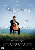 Okuribito - Norwegian DVD movie cover (xs thumbnail)
