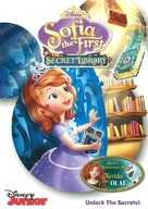 """""""Sofia the First"""" - DVD movie cover (xs thumbnail)"""