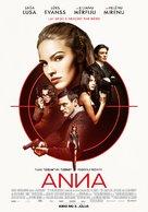 Anna - Latvian Movie Poster (xs thumbnail)