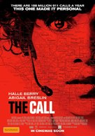 The Call - Australian Movie Poster (xs thumbnail)