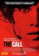 The Call - Australian Movie Poster (xs thumbnail)