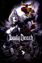 Lady Death - DVD cover (xs thumbnail)