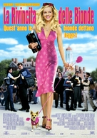 Legally Blonde - Italian Theatrical movie poster (xs thumbnail)