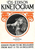 Frankenstein - British poster (xs thumbnail)