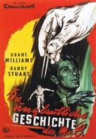 The Incredible Shrinking Man - German Movie Poster (xs thumbnail)
