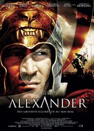 Alexander - Danish Movie Poster (xs thumbnail)
