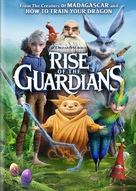 Rise of the Guardians - DVD cover (xs thumbnail)