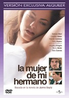 Mujer de mi hermano, La - Spanish Movie Cover (xs thumbnail)