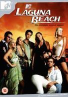 """Laguna Beach: The Real Orange County"" - British DVD cover (xs thumbnail)"