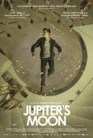 Jupiter holdja - British Movie Poster (xs thumbnail)